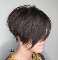 Back View Of Short Shaggy Hairstyles Womens Hairstyles For Daily