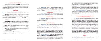 Land Sale Purchase Agreement Template - Best Samples