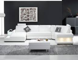 modern furniture design. Simple Modern Sensational Modern Furniture Design For Black And White Living Area  Inspiration Two Color Decor Throughout A