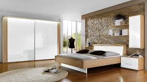 bedroom wall furniture. White Button Back Bed Set Design Wooden Wall And Flooring Modern . Bedroom Furniture