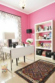 pink home office design idea. Luxury Pink Home Office Ideas 65 On Decorations With Design Idea