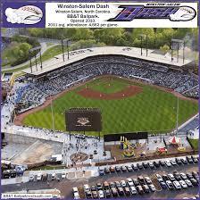 Minor League Baseball The Carolina League Class A Advanced