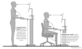 stand up ergonomic desk contoocook nh