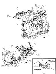 ranger i have an 89 ford ranger 2 3l i have coil packs 1 i think that s right because this other diagram is showing the same routing per the picture in the rh lower column