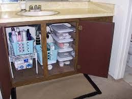 ideas unique under bathroom sink storage bathroom cabinets under sink best 20 under sink storage ideas on