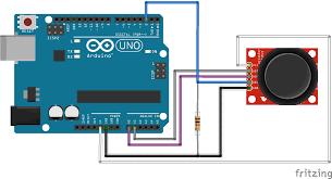 making a vr joystick with osvr firmata nourish Western Plow Joystick Wiring Schematic joystick wiring diagram
