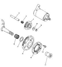 yamaha kodiak parts diagram yamaha image one way bearing high lifter forums on yamaha kodiak 400 parts diagram