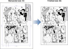 manga page size how to clip studio paint clip studio net