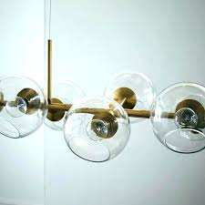 west elm glass orb chandelier west elm glass orb chandelier chic lighting staggered west elm sculptural