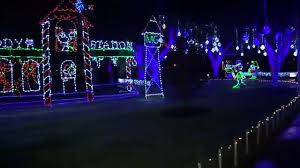 a tour of the moody gardens festival of lights