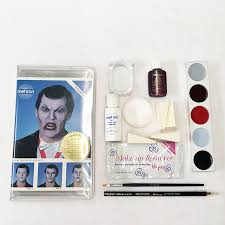 mehron vire makeup kit old style packaging