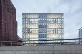 office space architecture. Officially Opened On November 1, The 70,000-square-metre Building Is Located Next To Hague\u0027s Central Station And Reviving As A Second Life With Its Office Space Architecture