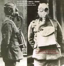 japanese for mask the evolution of the japanese army gas mask 1918 1945