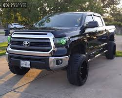 2014 Toyota Tundra Vision Prowler Maxtrac Suspension Lift 6in