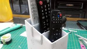 how to make a remote control stand diy crafts tutorial guidecentral you