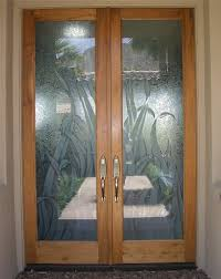 Glass door designs Wooden This Double Door Design Is Perfect For Household Interior Doors As Well As Doors Used In Offices Hospitals And Other Commercial Places Styles At Life Top Glass Door Designs Styles At Life