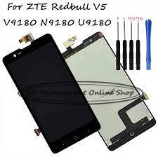 Test Black For ZTE Redbull V5 V9180 ...