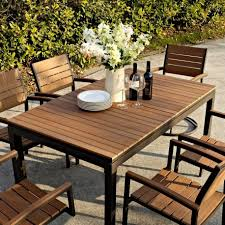 Amusing Faux Wood Patio Furniture
