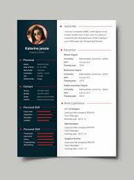 Professional Resume Template Download Free Free Professional Resume Template Downloads Example