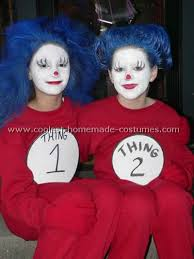 coolest homemade costumes coolest homemade cat in the hat costume ideas