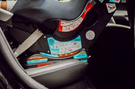 as a disclaimer even when the foot rest is extended the car seat base has to be a minimum of 80 on the vehicle seat but the graco labels are so helpful