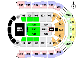 Spokane Arena Hockey Seating Chart Cher Here We Go Again Tour 2020 Ticketswest