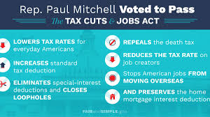 Mitchell Votes For Tax Reform That Will Benefit All Americans ...