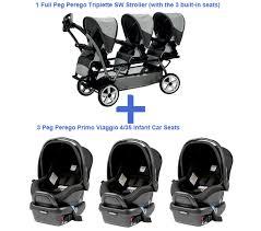option 2 peg perego triplette sw stroller chassis three primo viaggio 4 35 car seats
