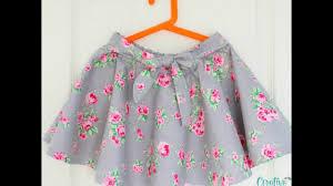 Simple Skirt Pattern With Elastic Waist Amazing Design Inspiration
