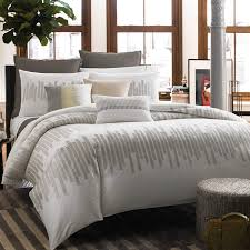 lofty ideas kenneth cole reaction home bedding com frost european pillow sham taupe kitchen mineral