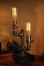 pipe lamp amazingly creative handmade pipe lamp designs want to have immediately steel pipe lamp parts pipe lamp