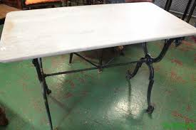 Tavoli Di Marmo Ebay : Originale antico tavolo tavolino da bistrot francese marmo bianco
