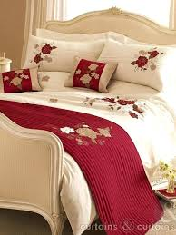 duvet covers red and cream red and black duvet covers double bed red and cream king
