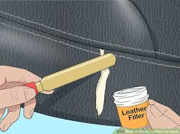image titled repair leather car seats step 5