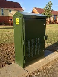 Fibre Optic Cabinet Checker Better Broadband For Queens Hills Edges Nearer Updated