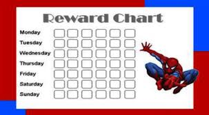 children rewards charts diy fun printer crafts printable rewards chart fun with