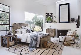 Platform Bedroom Atticus California King Platform Bed Living Spaces