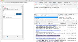 Debugging Visual Builder Mobile Apps on Android | Oracle Visual ...