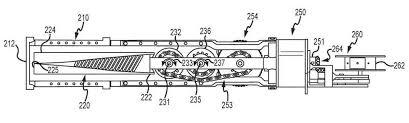 自動で伸縮する新しいライトセーバーのおもちゃの特許が出願中スター