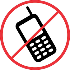 Free No Cell Phone Sign Download Free Clip Art Free Clip Art On With