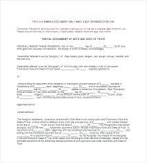 Sample Deed Of Trust Form Best Sample Warranty Deed Document Preview Title Template Srmunivco