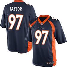 Broncos Phil Limited Taylor Denver Men's edcdfdbfbcddefac|Kirk Cousins And The 2019 NFL Offseason's Quarterbacks