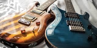 A Brief History Of Prs Guitars Reverb News