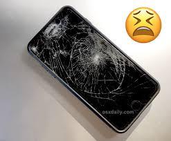 broken iphone screen here s how to repair get it fixed