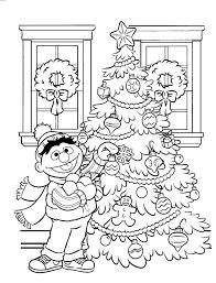 Kerst Kleurplaten Bert En Ernie 1000 Images About Winter On