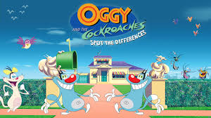 Oggy and the Cockroaches - Spot ...