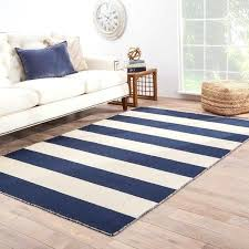 navy and white chevron rug blue area handmade stripe 8 x 7 furniture marvelous
