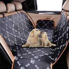 nile dropship dog seat cover water proof univerlsal popular with zip car dog covers for