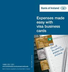 Expenses Made Easy With Visa Business Cards Business Banking