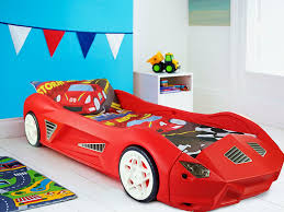 Storm Childrens Racing Car Bed With Mattress: Amazon.co.uk: Kitchen & Home
